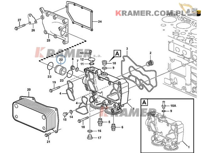 Volvo L70 Wiring Diagram