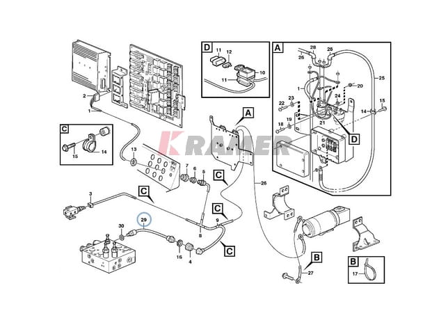 Volvo L90e Wiring Diagram A D Electrical Symbols Bl71 At Hrqsolutionsco: Volvo L50c Wiring Diagram At Hrqsolutions.co